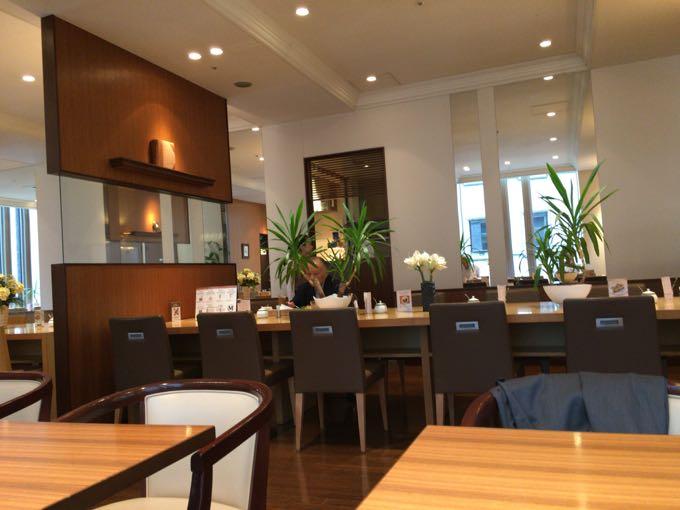 Maruzen cafe 5